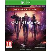 Игра Outriders Day One Edition для Xbox One / Series S/X