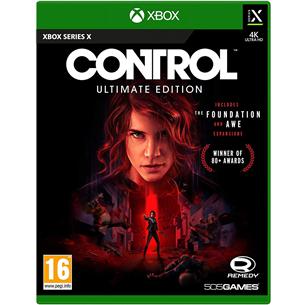 Spēle priekš Xbox One / Series X, Control Ultimate Editiond 8023171045559