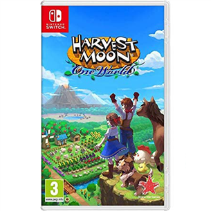 Switch game Harvest moon: One World 045496426484