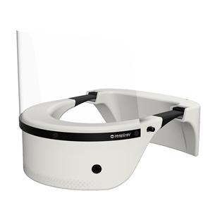 Wearable air purifier Respiray RESPIRAYWHITE
