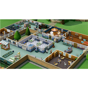 Spēle priekš Nintendo Switch, Two Point Hospital Jumbo Edition