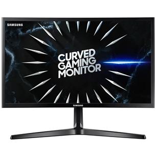 24'' изогнутый Full HD LED VA-монитор Samsung Gaming LC24RG50FQRXEN