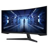 34 изогнутый QHD LED VA-монитор Samsung Odyssey G5