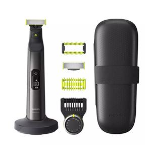 Skuveklis-trimmeris OneBlade Pro, Philips QP6650/60