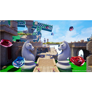 Игра Balan Wonderworld для Nintendo Switch