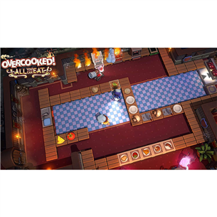 Игра Overcooked! All You Can Eat для Nintendo Switch