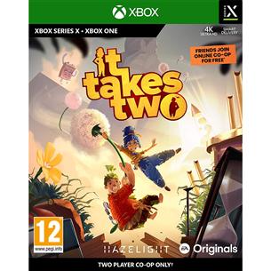 Spēle priekš Xbox One / Series X, It Takes Two