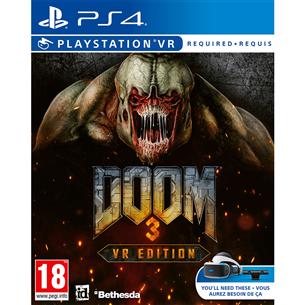 Игра Doom 3 VR Edition для PlayStation 4 5055856429302