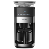 Filter Coffee maker with grinder Krups Grind & Brew