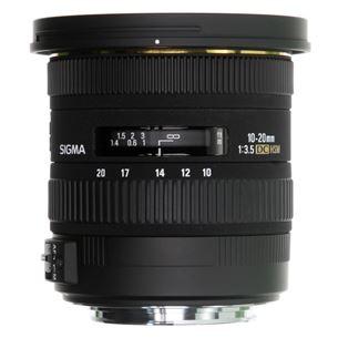 Objektīvs 10-20/3,5 EX DC HSM Canon, Sigma
