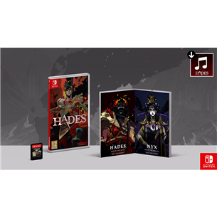 Switch game Hades Collector's Edition