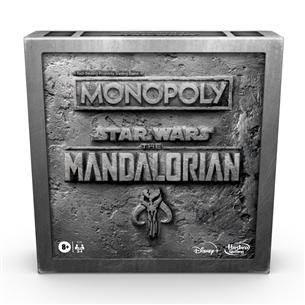 Galda spēle Monopoly - Mandalorian 5010993779604
