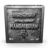 Board Game Monopoly - Mandalorian