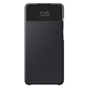 Apvalks Smart S View Wallet priekš Galaxy A52, Samsung EF-EA525PBEGEE