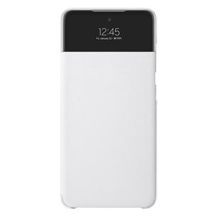Apvalks Smart S View Wallet priekš Galaxy A52, Samsung EF-EA525PWEGEE
