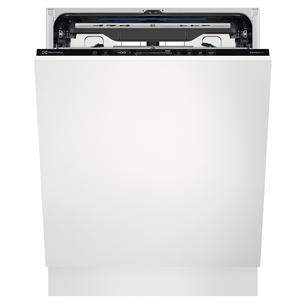 Iebūvējama trauku mazgājamā mašīna, Electrolux (14 komplektiem) EEC67310L