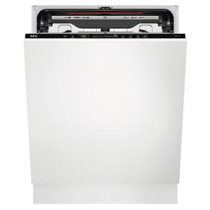 Интегрируемая посудомоечная машина AEG (15 комплектов посуды) FSE74738P