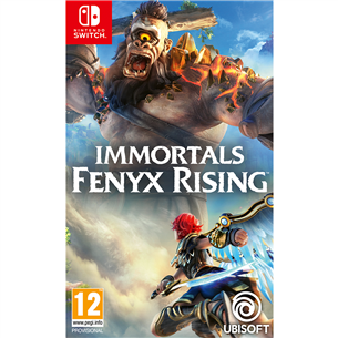 Switch game Immortals Fenyx Rising
