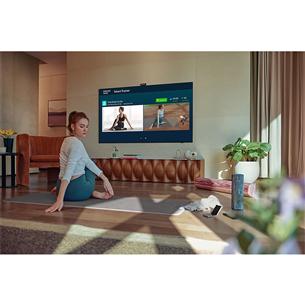 55'' Ultra HD 4K QLED televizors, Samsung