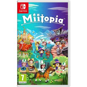 Switch game Miitopia