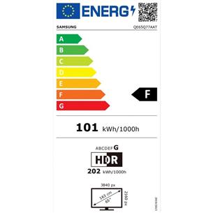 "65"" Ultra HD QLED-телевизор Samsung"