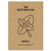 Bazilika sēklas, Botanium