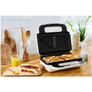 Контактный тостер Tefal Snack XL