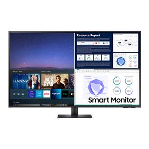 """43"""" UltraHD LED VA-монитор Samsung M7 LS43AM700UUXEN"""