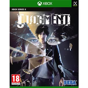 Spēle priekš Xbox Series X, Judgement 5055277042487