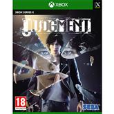 Игра Judgement для S/X