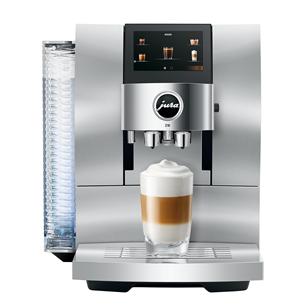 Espresso machine JURA Z10 Aluminium White 15348