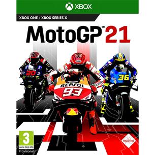 Spēle priekš Xbox One, MotoGP 21