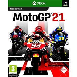 Spēle priekš Xbox Series X, MotoGP 21 8057168502589