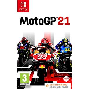 Nintendo Switch game MotoGP 21