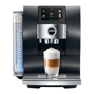 Espresso machine JURA Z10 Aluminium Dark Inox 15368