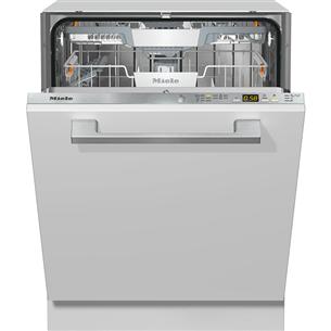 Iebūvējama trauku mazgājamā mašīna, Miele (14 komplektiem) G5260SCVI