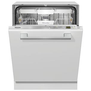 Iebūvējama trauku mazgājamā mašīna, Miele (14 komplektiem) G5050SCVI