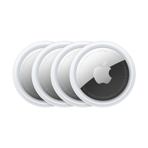 Умный трекер Apple AirTag (4 шт) MX542ZM/A