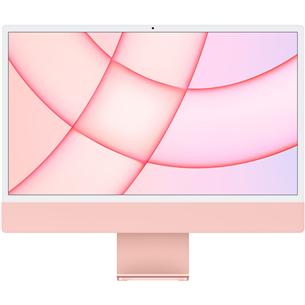 Desktop PC Apple iMac 24'' (2021) ENG MJVA3ZE/A