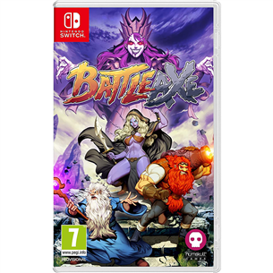 Switch game Battle Axe 5056280417149