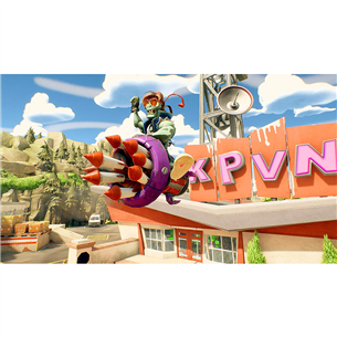 Spēle priekš Nintendo Switch, Plants vs. Zombies: Battle for Neighborville