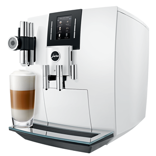 Espresso machine JURA J6 Piano White 15165