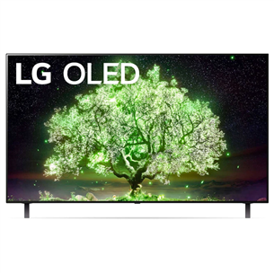 55'' Ultra HD 4K OLED televizors, LG OLED55A13LA.AEU
