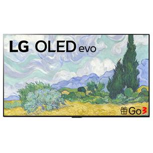 77'' Ultra HD 4K OLED televizors, LG OLED77G13LA.AEU