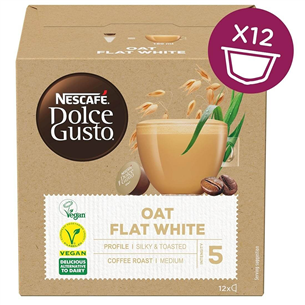 Coffee capsules Nescafe Dolce Gusto Oat Flat White 5000243800080