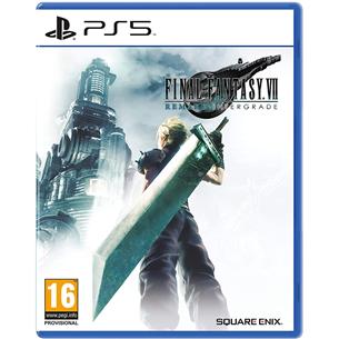 Spēle priekš PlayStation 5, Final Fantasy VII Remake Intergrade 5021290090804