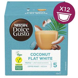 Кофейные капсулы Nescafe Dolce Gusto Coconut Flat White 5000243800677