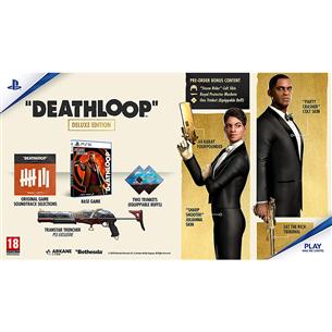 PC game Deathloop Deluxe Edition