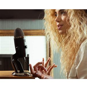 Mikrofons Yeti X Pro, Blue