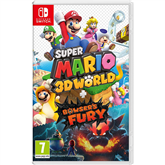 Switch game Super Mario 3D World + Bowsers Fury